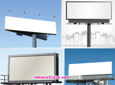 Billboard, Led TV