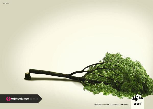 WWF-deforestation