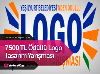7500 TL Ödüllü Yeşilyurt Belediyesi Logo Tasarım Yarışması