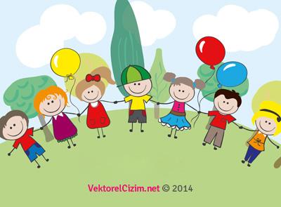 23 Nisan Ulusal Egemenlik ve Çocuk Bayramı, El Ele Çocuklar