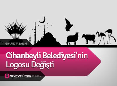 Cihanbeyli Belediyesi'nin Logosu Değişti