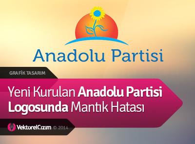 Anadolu Partisi Logosunda Mantık Hatası