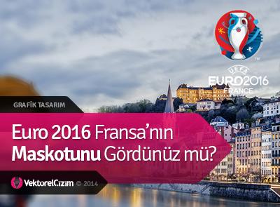 Euro 2016'nın Maskotunu Gördünüz mü?