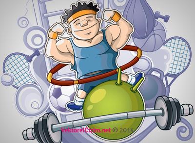 Sporcu, Fitness