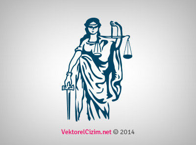 Adalet Sembolü Themis